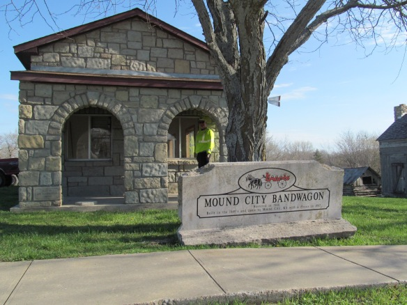 Historic Site in Mound City